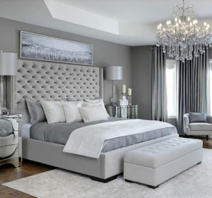 grey bedroom design idea 11