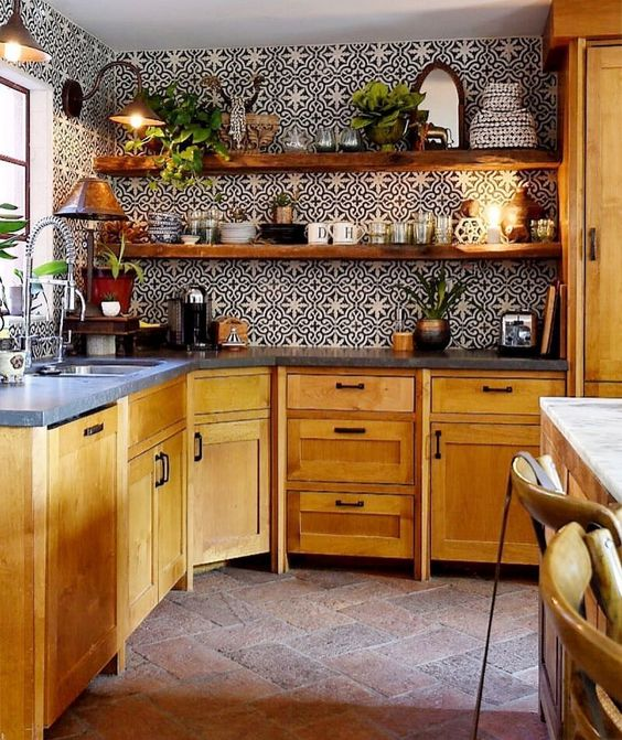 Kitchen Open Shelving Idea 4