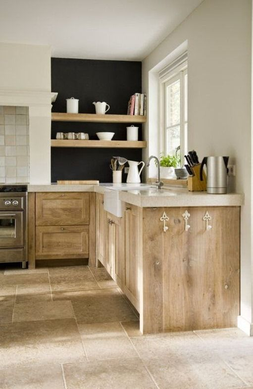 Kitchen Open Shelving Idea 6