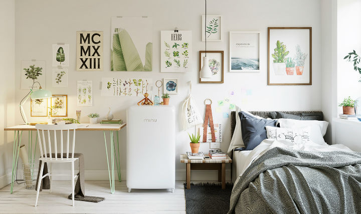 Small Studio Apartment Design Ideas - Decoholic
