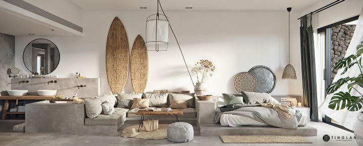 Small Studio Apartment Design Idea 14