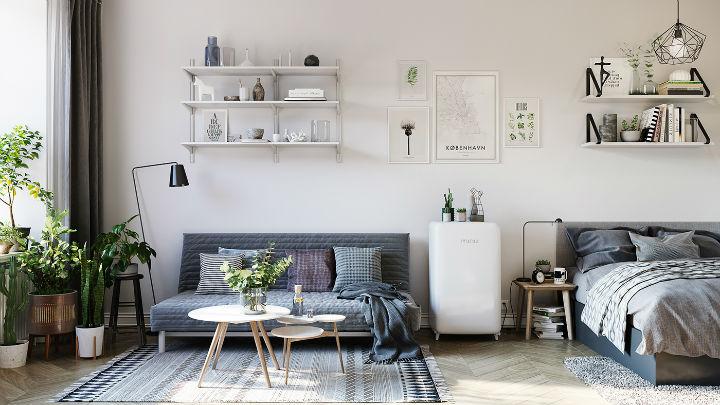 Small Studio Apartment Design Idea 2