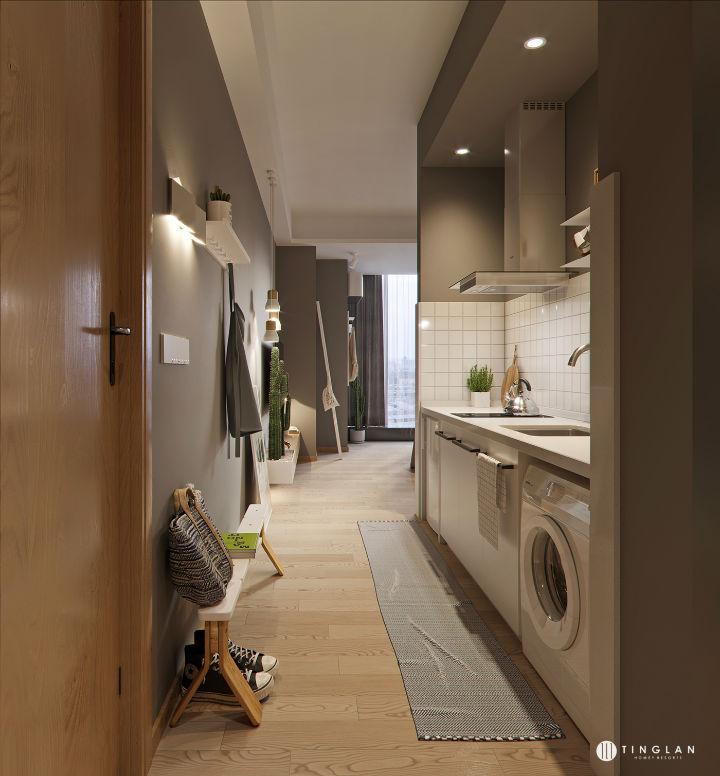 Small Studio Apartment Design Idea 20