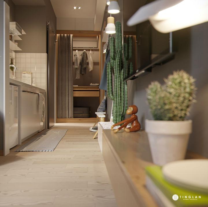Small Studio Apartment Design Idea 22