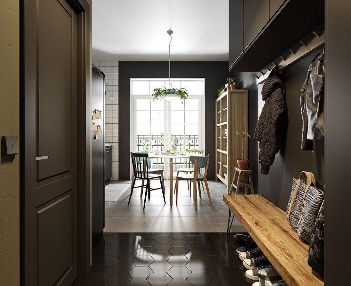 Small Studio Apartment Design Idea 27