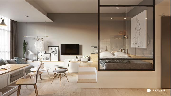 Small Studio Apartment Design Ideas - Decoholic