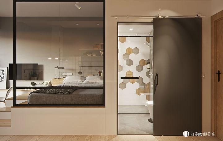 Small Studio Apartment Design Idea 7