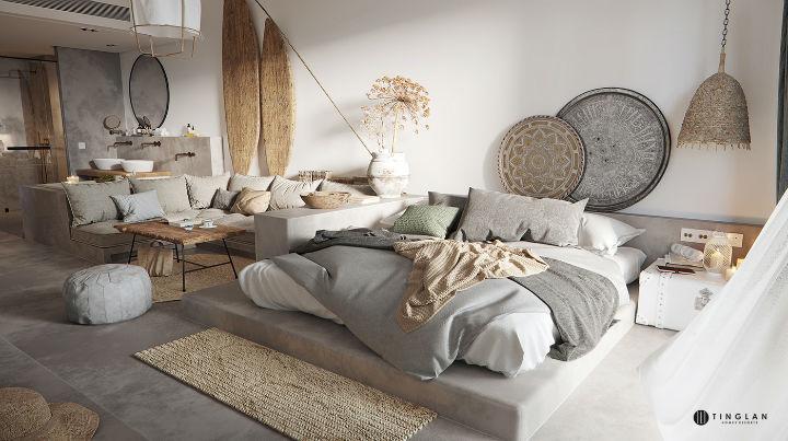 Small Studio Apartment Design Idea 9