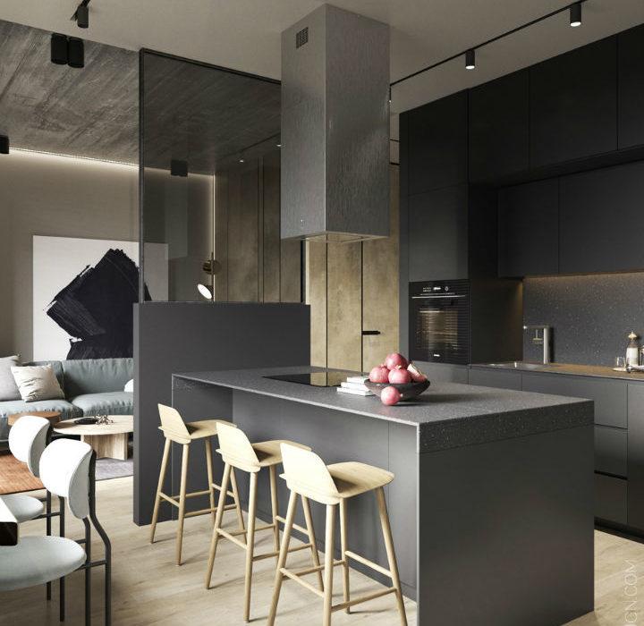 Spectacular Contemporary interior design idea