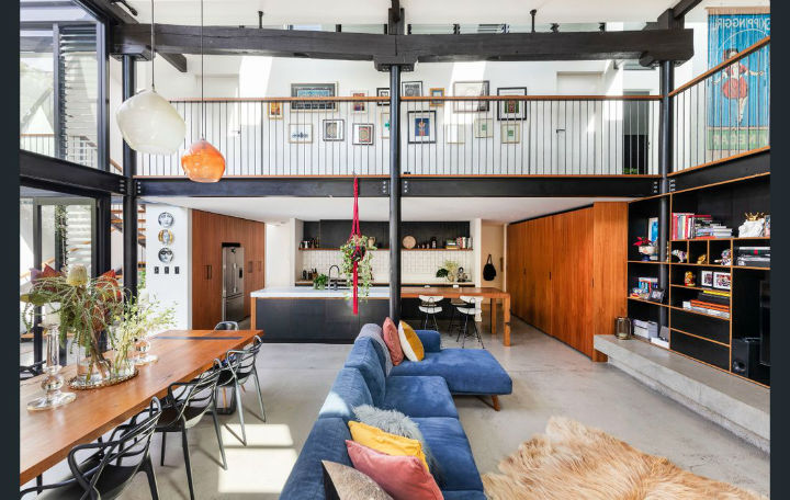 best warehouse conversion 4
