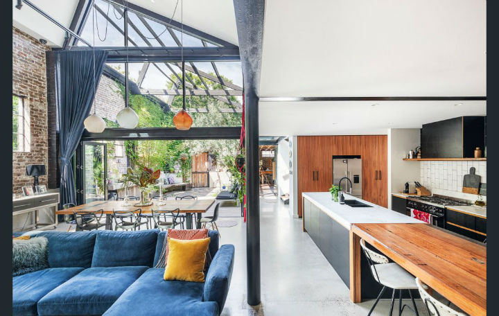 best warehouse conversion 5