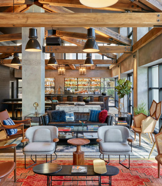 Japanese Inspired Hotel in San Francisco California 10