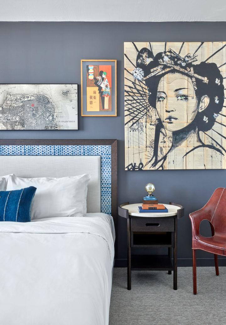 Japanese Inspired Hotel in San Francisco California 12