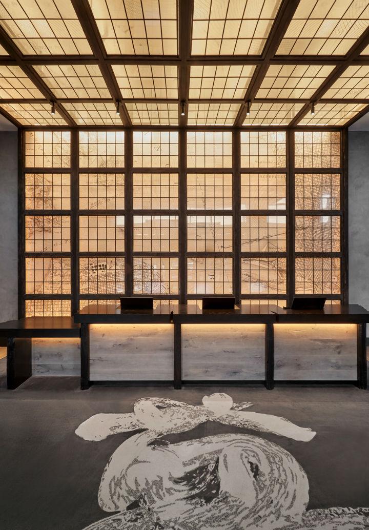 Japanese Inspired Hotel in San Francisco California 14