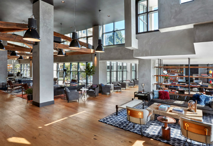 Japanese Inspired Hotel in San Francisco California 8