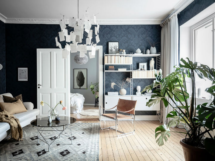 Scandinavian Cozy and Inviting Apartment interior 2