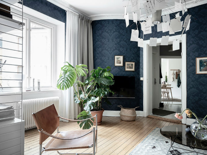 Scandinavian Cozy and Inviting Apartment interior 4