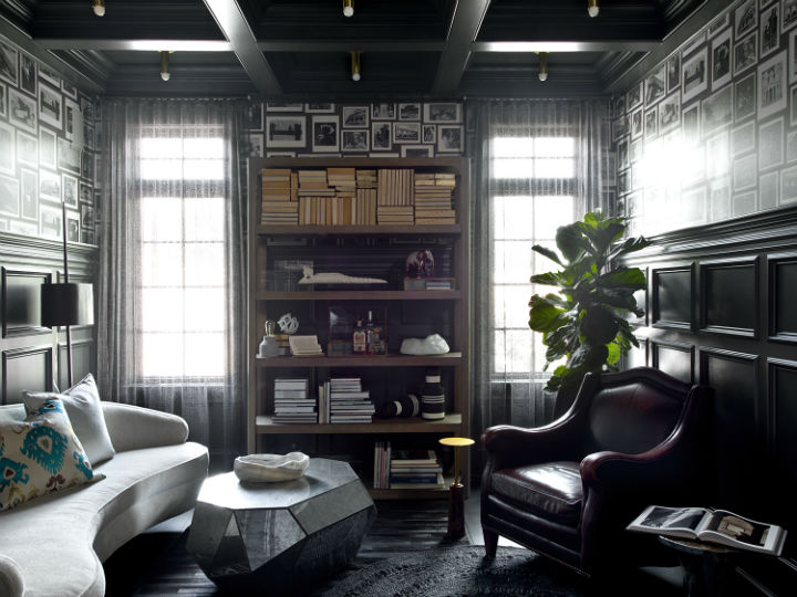 Dramatic Contemporary Interior 29