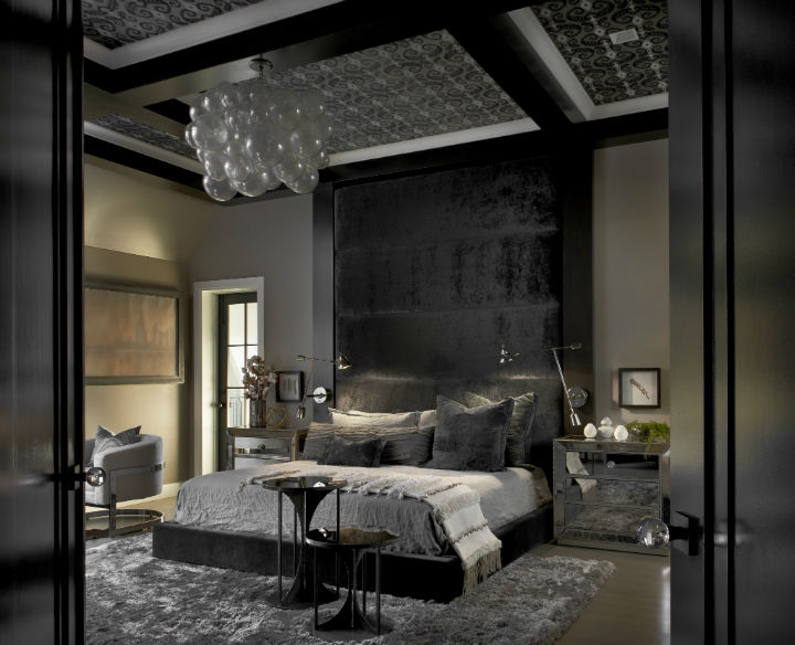 Dramatic Contemporary Interior 52