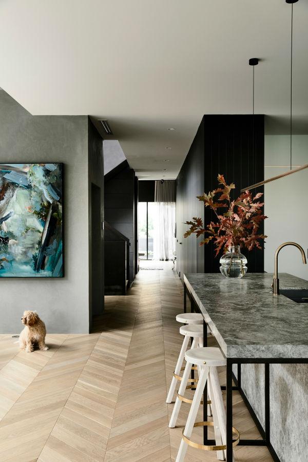 highly detailed contemporary interior design 10