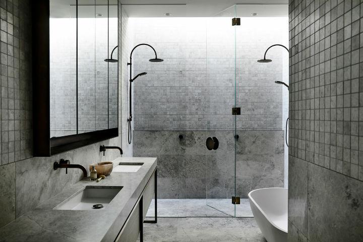highly detailed contemporary interior design 12
