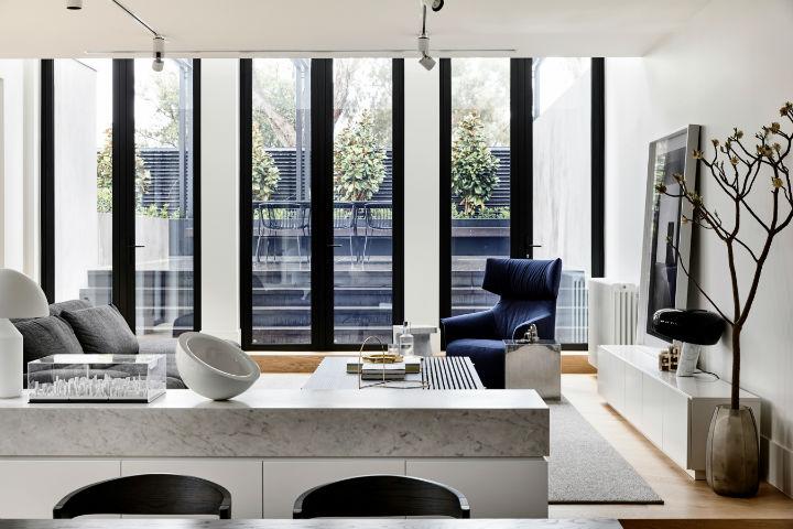 highly detailed contemporary interior design 13