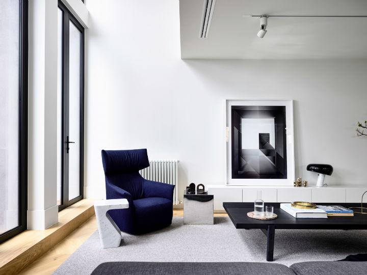 highly detailed contemporary interior design 14