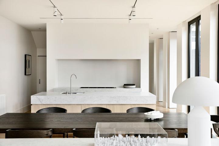highly detailed contemporary interior design 15