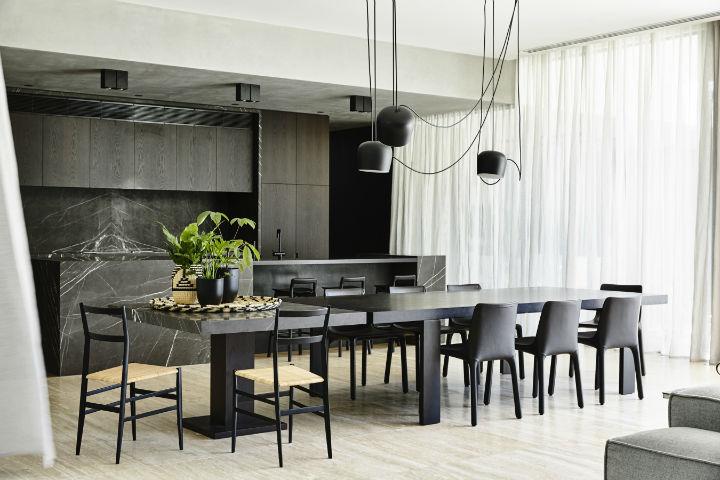 highly detailed contemporary interior design 27