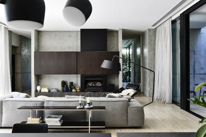 highly detailed contemporary interior design 29