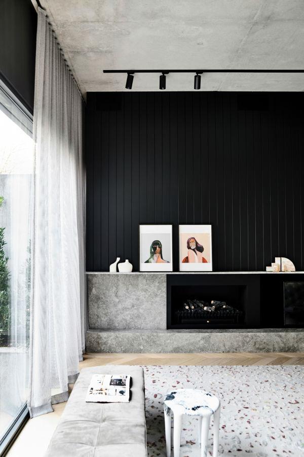highly detailed contemporary interior design 3