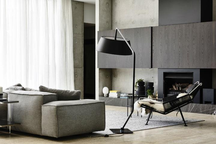 highly detailed contemporary interior design 30