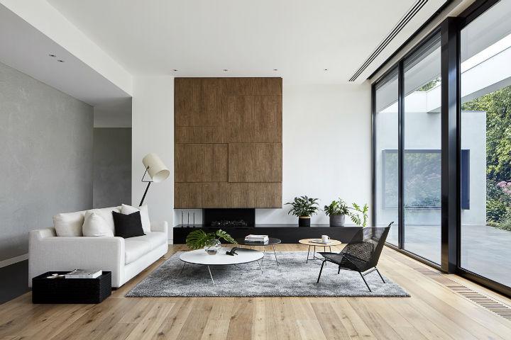 highly detailed contemporary interior design 32