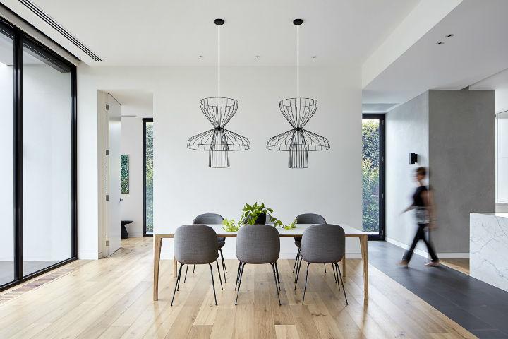 highly detailed contemporary interior design 34