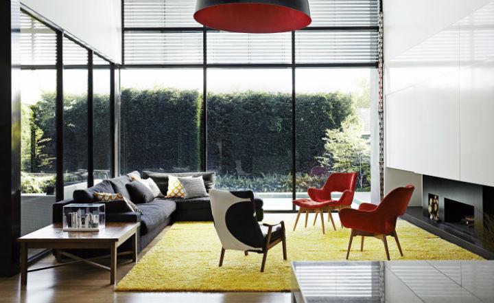 highly detailed contemporary interior design 37