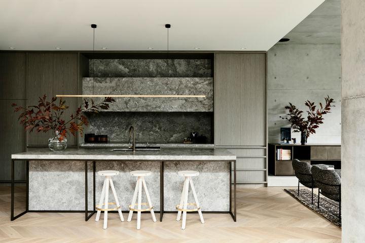 highly detailed contemporary interior design 7