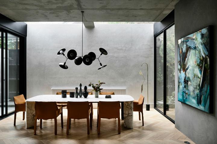 highly detailed contemporary interior design 9