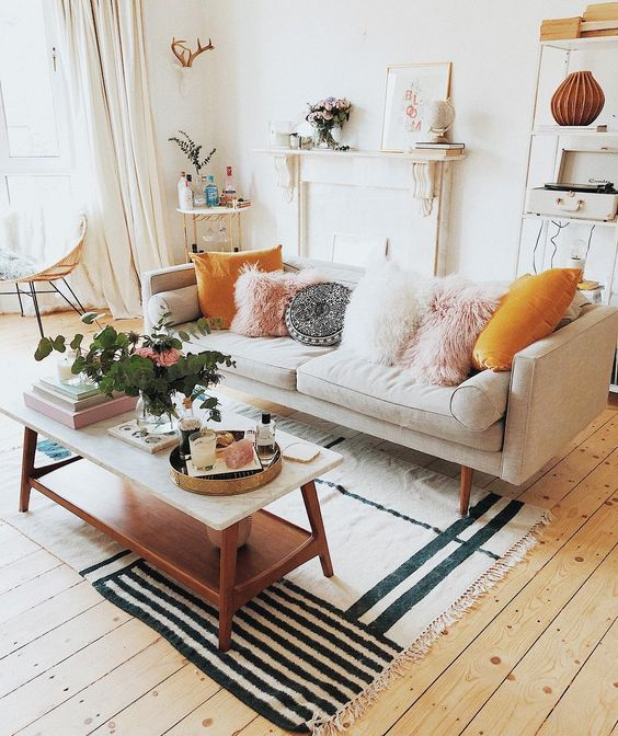 Summer Living Room Trends of 2019  4