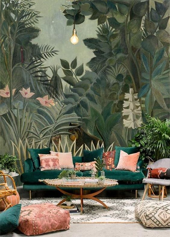 Summer Living Room Trends of 2019  6