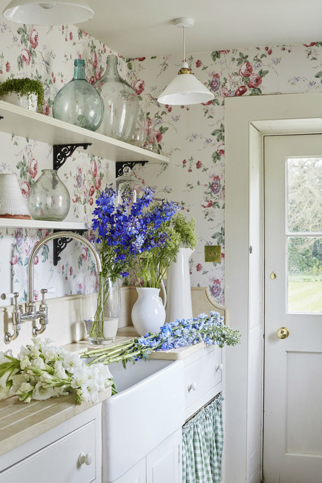 English country interior design idea 8