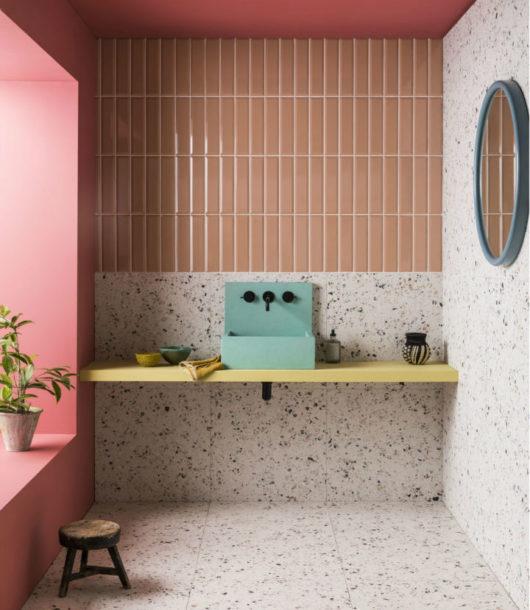 bathroom Terrazzo Trend