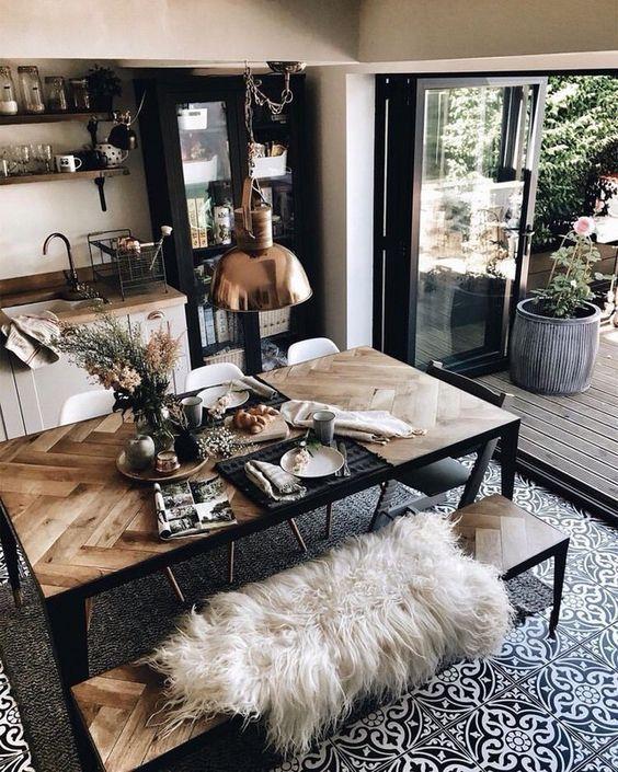 summer hygge home decor idea 6