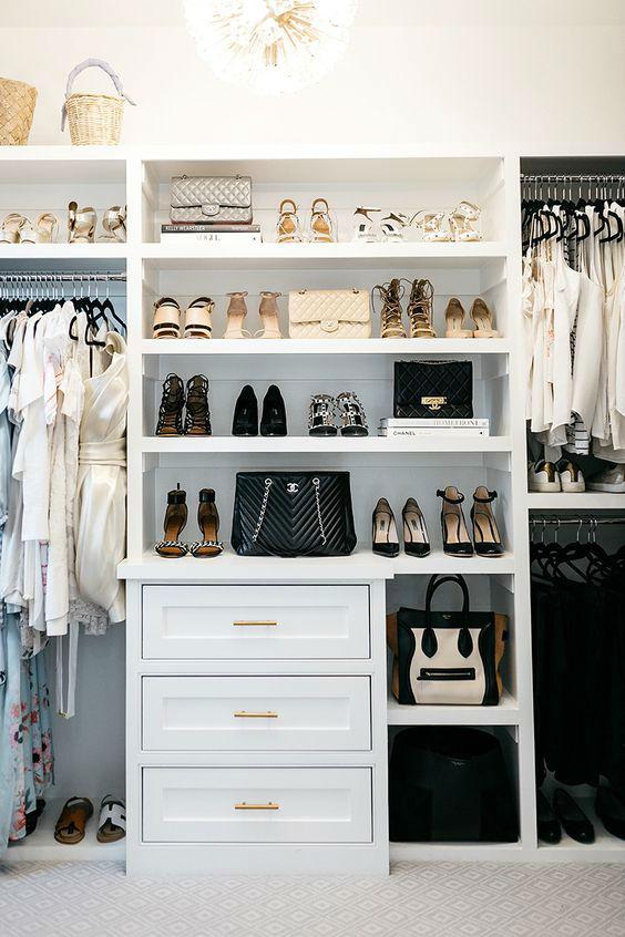 organising closet design idea 11
