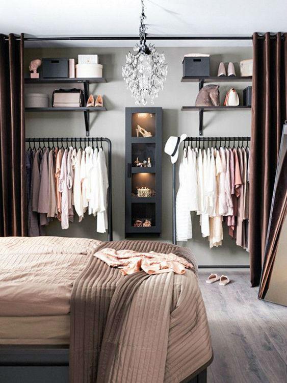 organising closet design idea 2