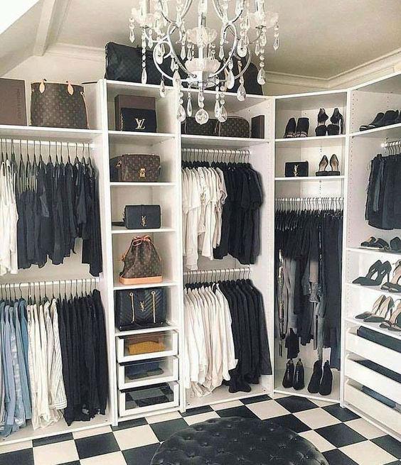organising closet design idea 4