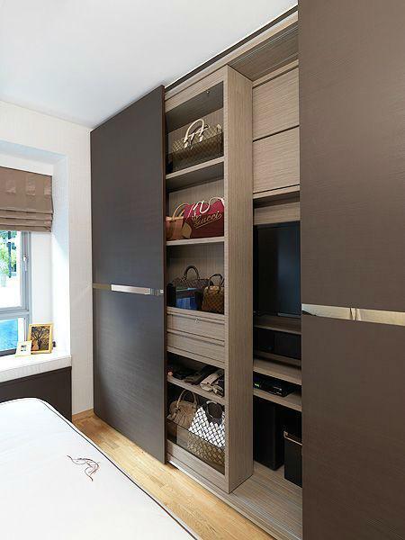 organising closet design idea 9