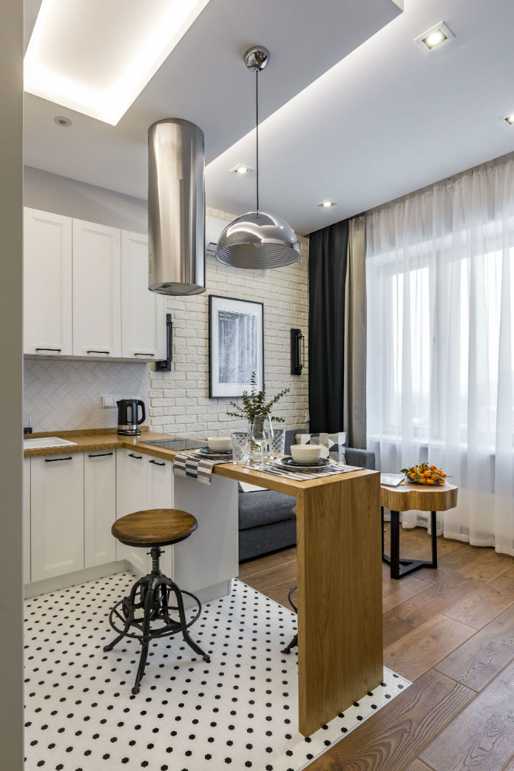 Small Apartment interior design idea 2