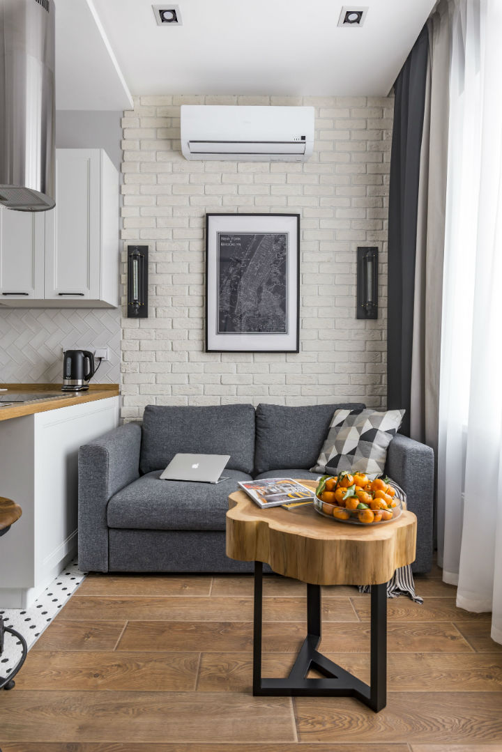 Small Apartment interior design idea 5