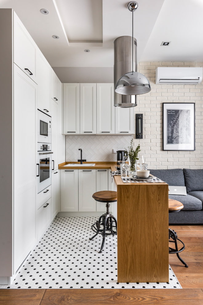 Small Apartment interior design idea