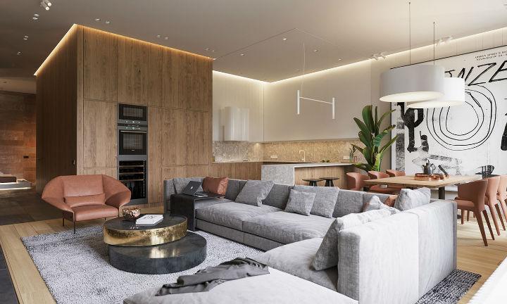 ultra contemporary interior design idea 16